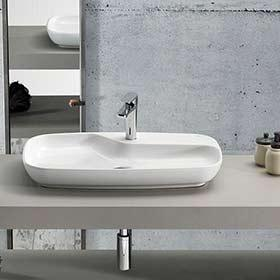 Porcelain Vessel Sinks