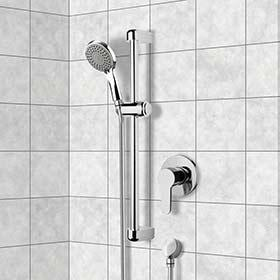 Luxury Slide Bar Shower Sets