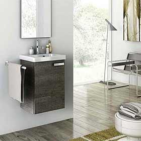 Space Saving Bathroom Vanities