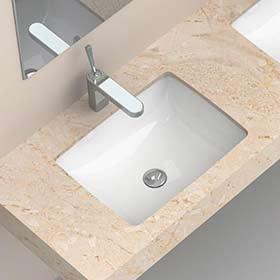Square Undermount Sinks