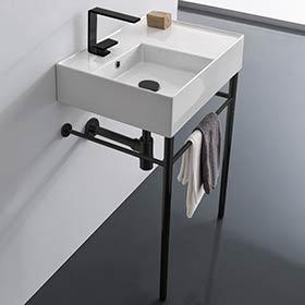 Modern Black Bathroom Fixtures