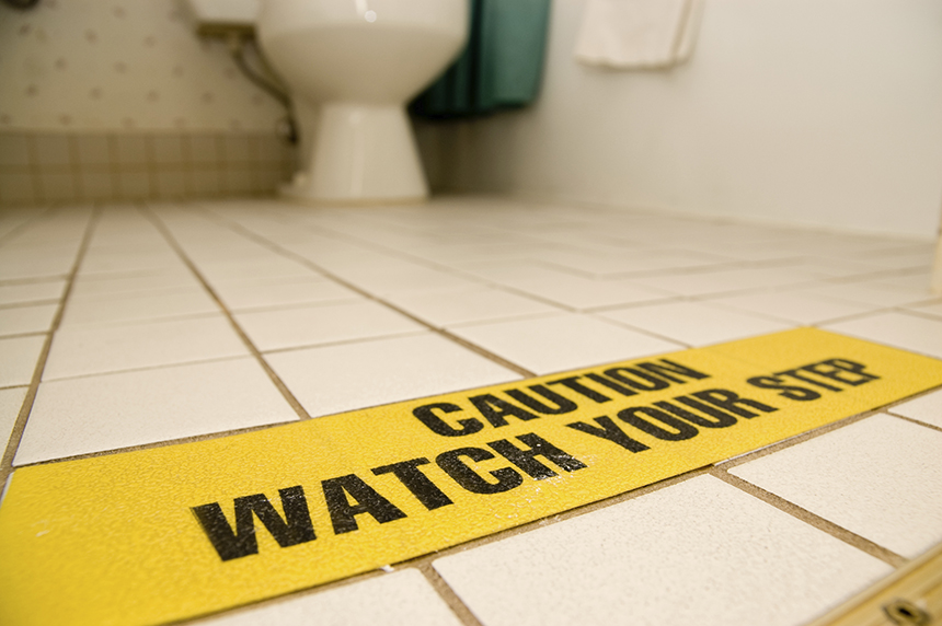 Safety in the Bathroom: Avoid Bathroom Accidents and Injuries