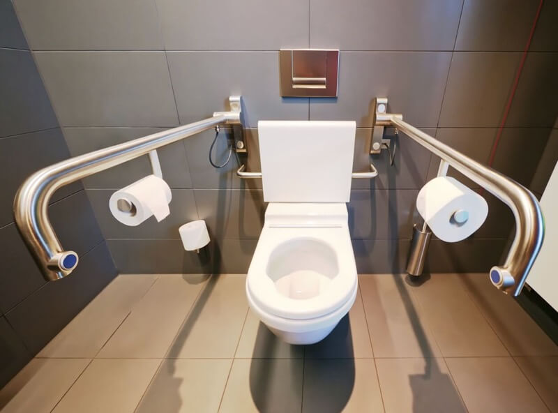 What To Consider For A Handicap Accessible Bathroom