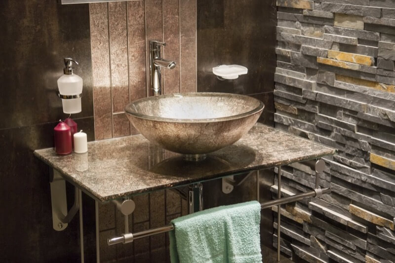 What Textures Can Do for Your Bathroom