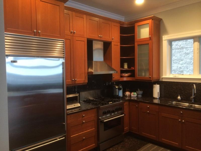 Kitchen Cabinet painting in Chicago