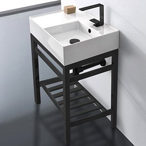 Console Bathroom Vanities