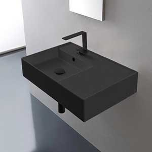 Black Bathroom Sinks