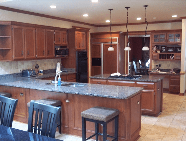 Charmant Savewood Kitchen Cabinet Refinishers Photo ...