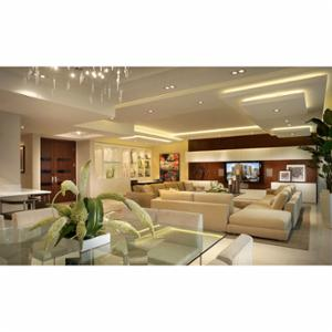 Interiors by Steven G. Luxury Interior Design Showroom